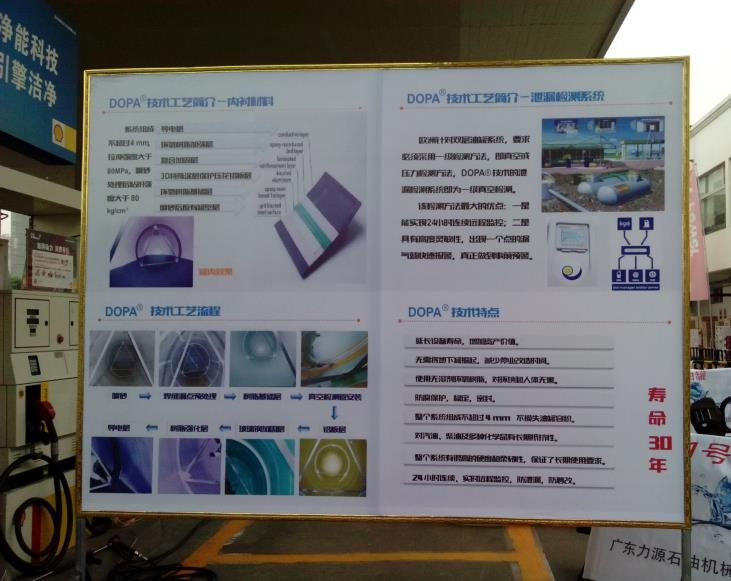 Presentation of technology at pilot site for Customer visit