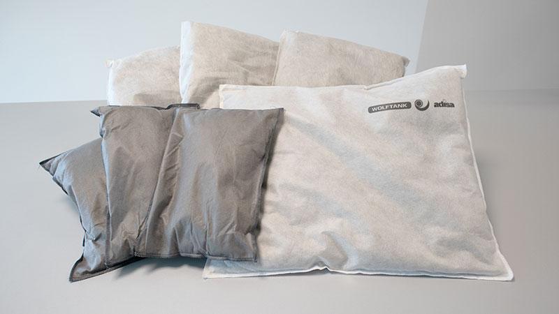Oil-Only Spill Absorbent Pillows