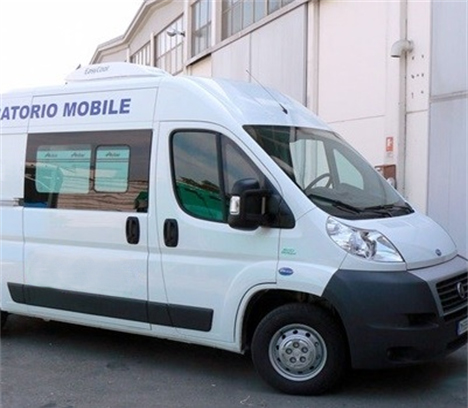 Mobile Laboratory No Brand