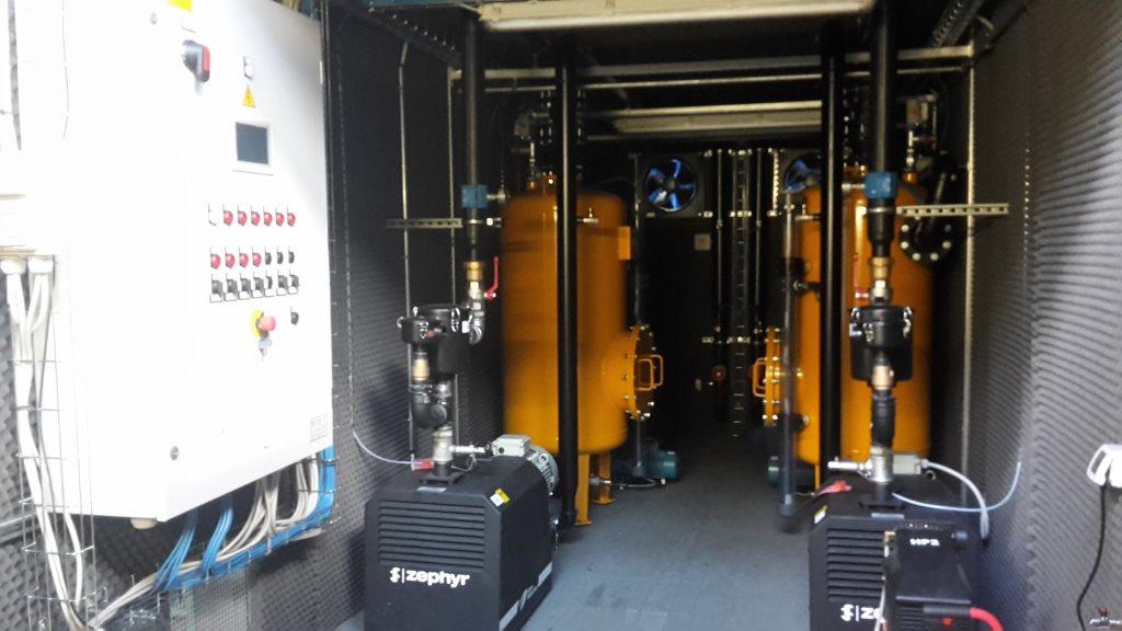 In-situ vapor extraction