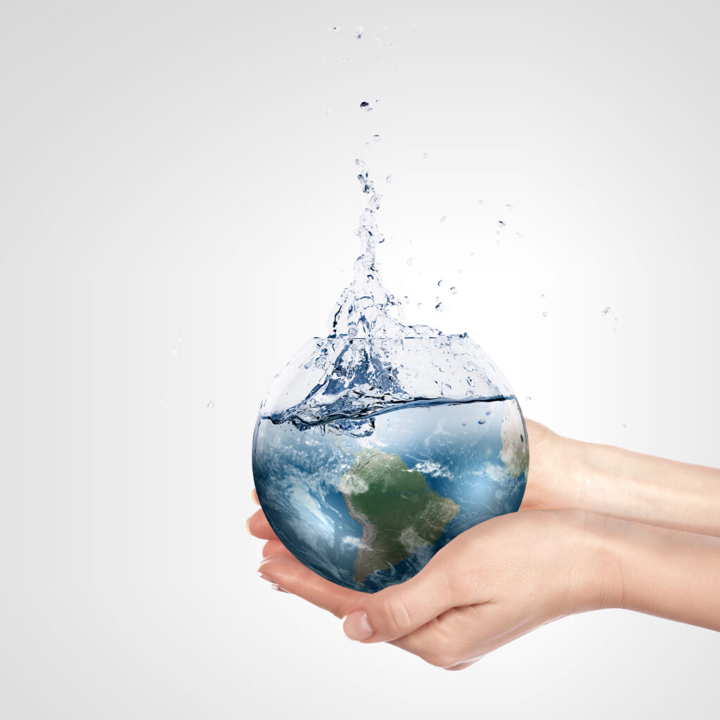 Wolftank Adisa contributes to the global water market.
