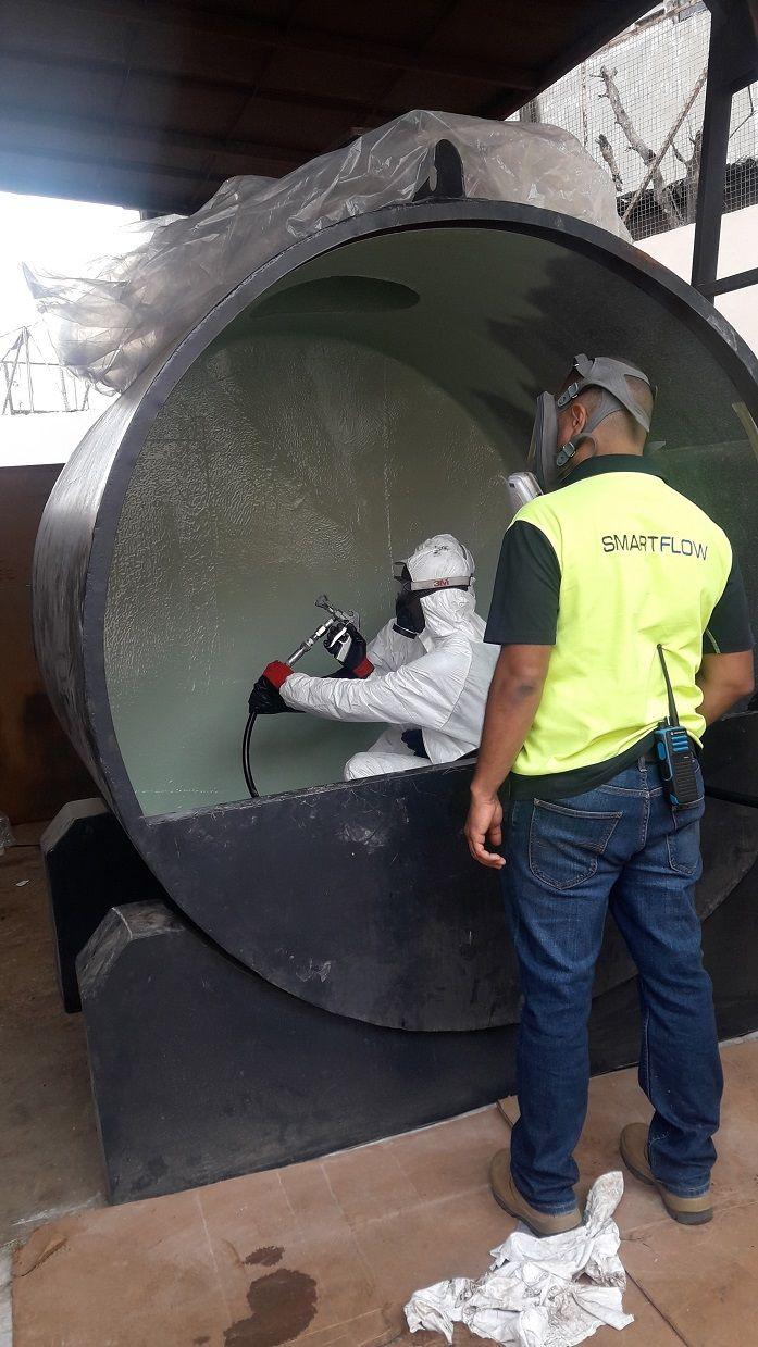 Wolftank technologies applied in Nigeria